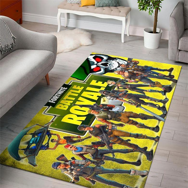 Fortnite Gaming Area Rug