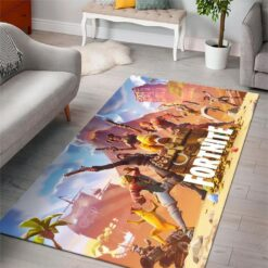 Fortnite Area Rug