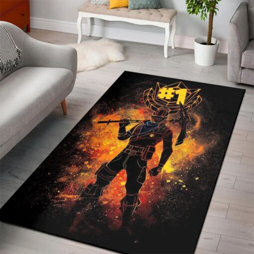 Battle Royale Epic Fortnite Rug