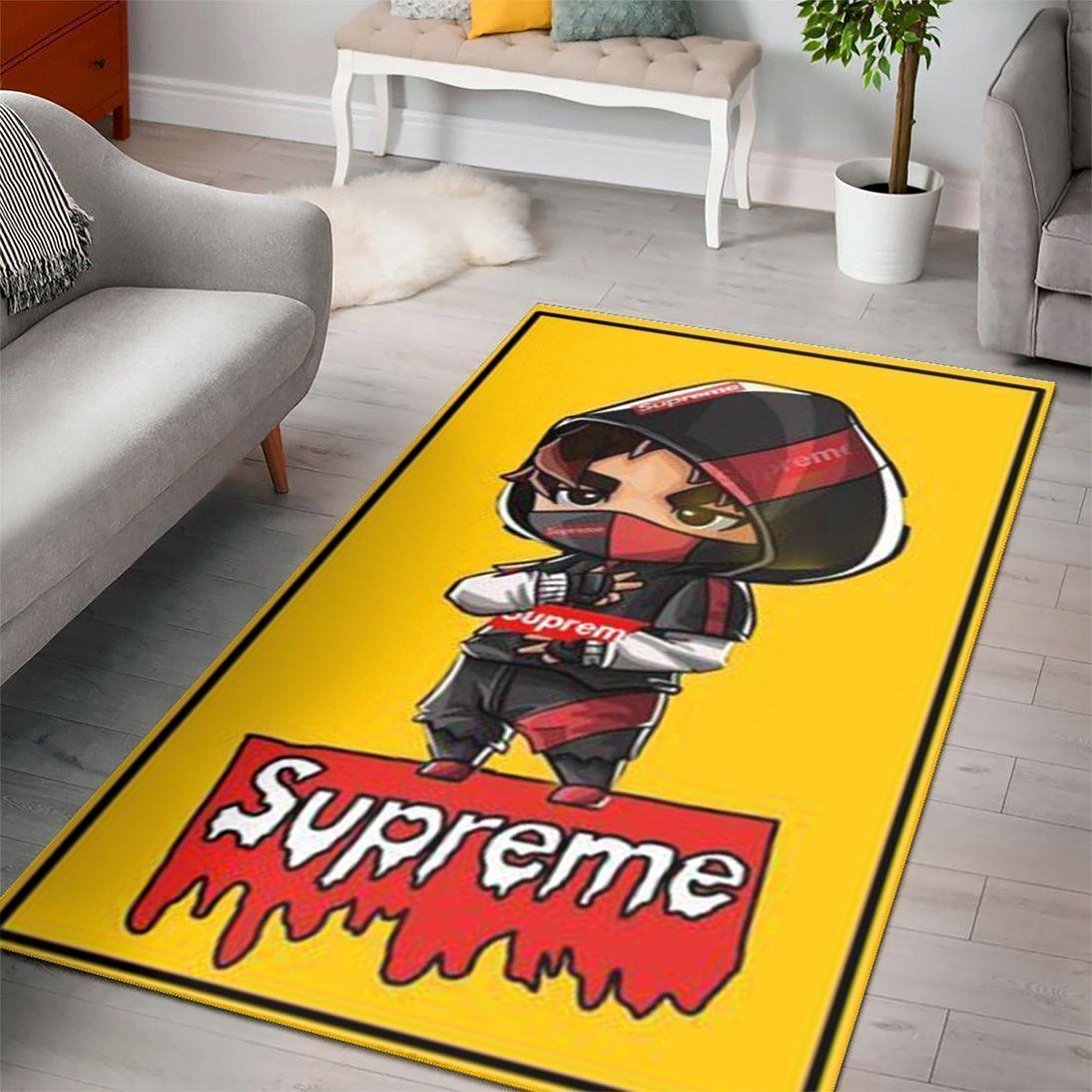 Ninja Fortnite Supreme Rug