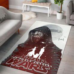 Ben Solo Of Star Wars Rug