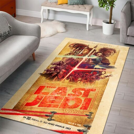 Star Wars The Last Jedi Rug