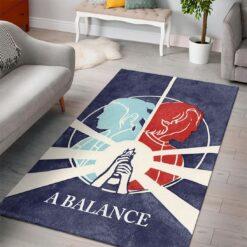 Balance of Force Star Wars Rug