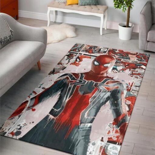 Marvel Spider Man Area Rug