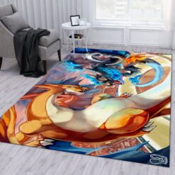 Dragon Pokemon Rug