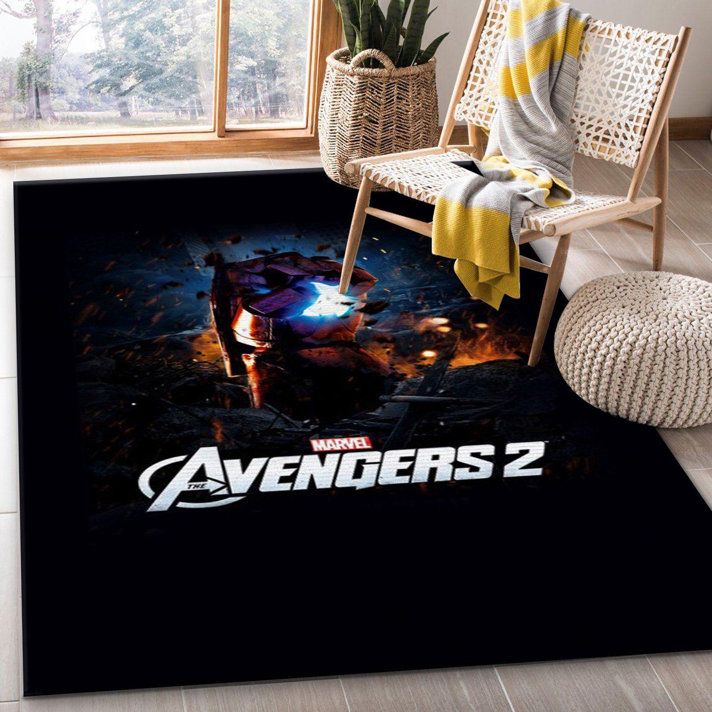 Avenger Movie Rug