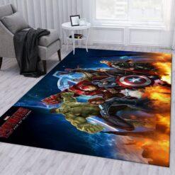 Avenger Bedroom Rug