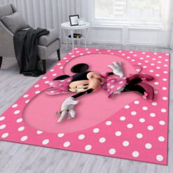 Minnie Mouse Disney Rug