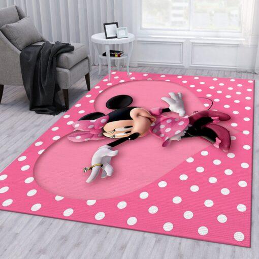 Minnie Mouse Disney Rug