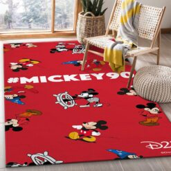 Minnie Mouse Bedroom Rug