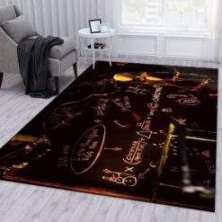Nightmare Before Christmas Rug