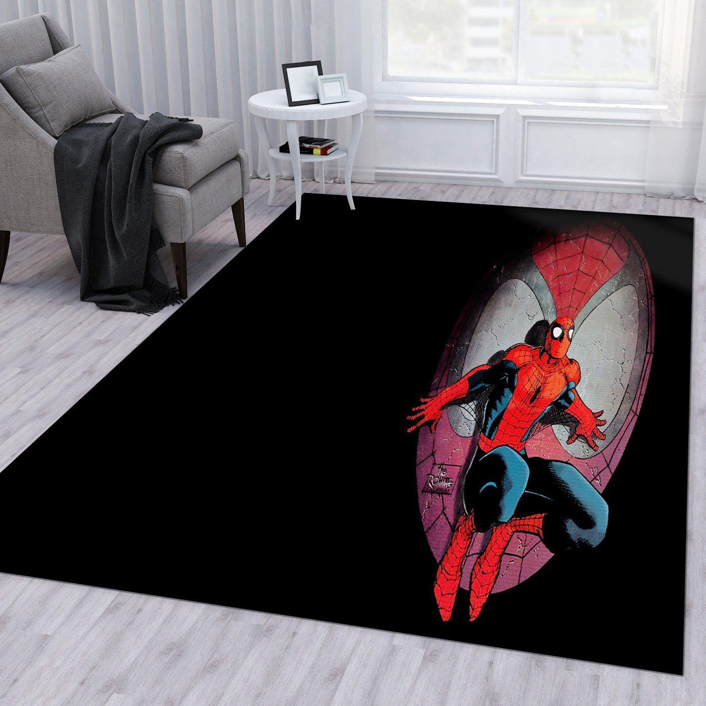 Spiderman Movies Rug