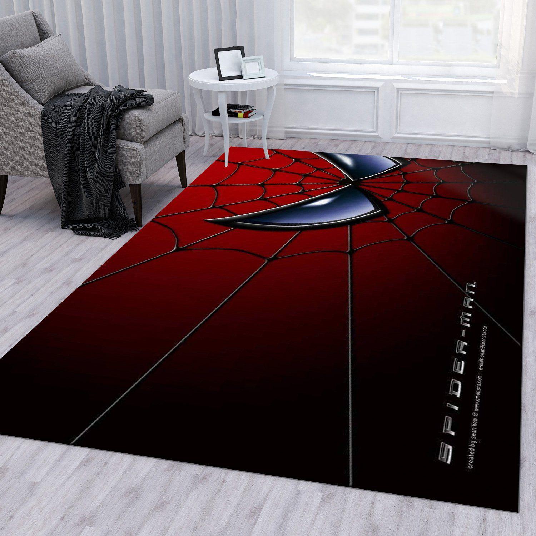 Spiderman Carpet