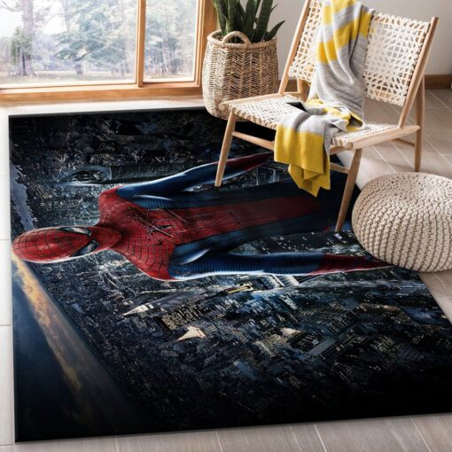 Spiderman Bedroom Rug