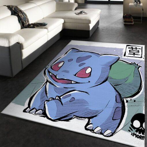 Fushigidane Pokemon Rug