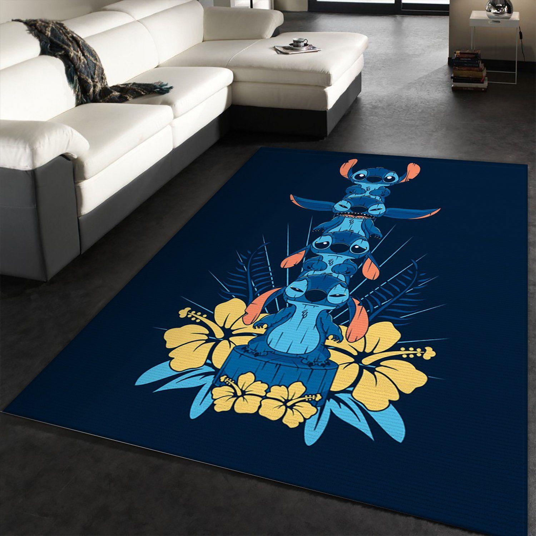 Stitch Disney Rug