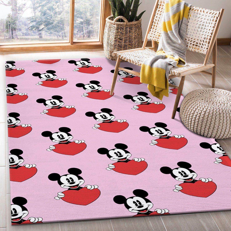 Mickeymouse Rug