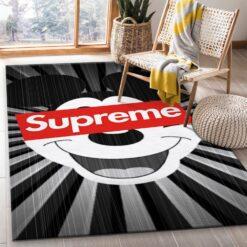 Supreme Mickey Rug
