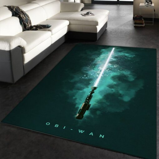 Lightsabers Obi-Wan Kenobi Star Wars Rug