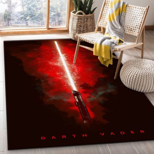 Lightsabers Revenge Of The Sith Star Wars Rug