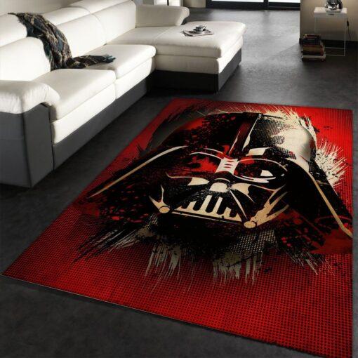Vader Splatter Star Wars Rug