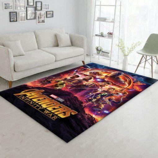 Avengers Infinity War Rug