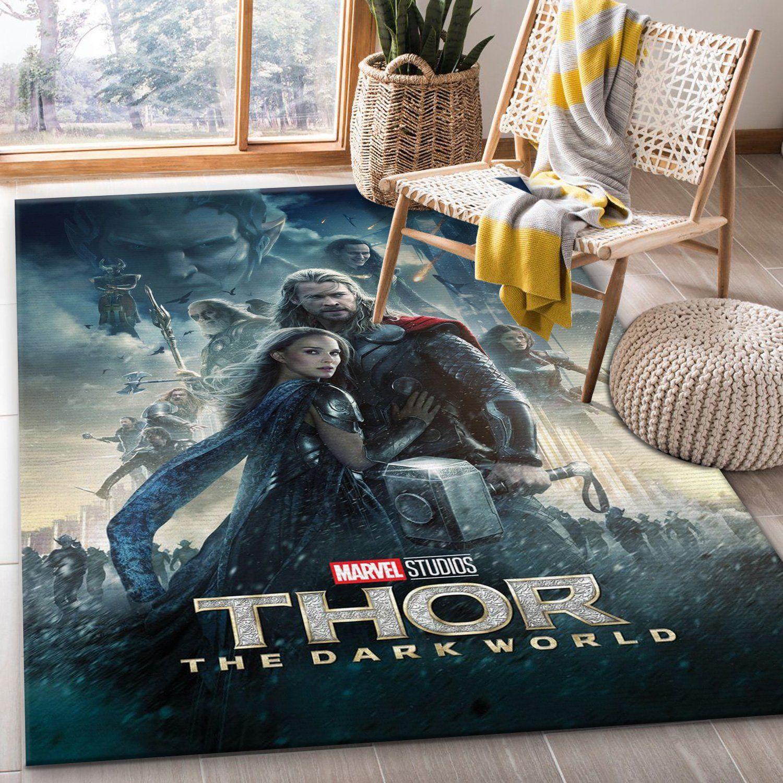 Thor The Dark World Rug