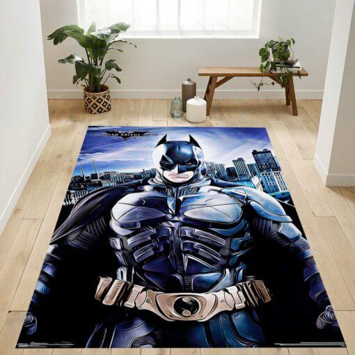 Batman The Caped Crusader Rug