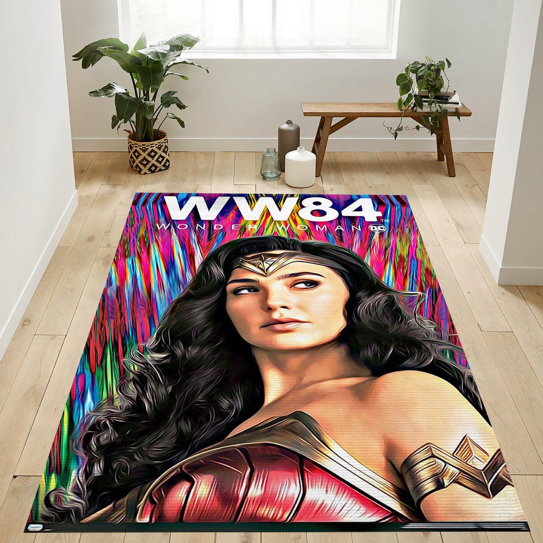 Wonder Woman 1984 Rug