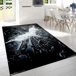 The Dark Knight Rises RugThe Dark Knight Rises Rug
