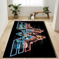 Wonder Woman Logo Rug