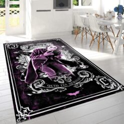 The Dark Knight The Joker Playing Card Rug