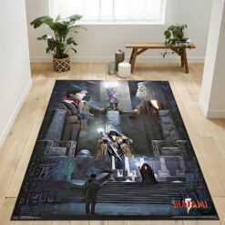 Shazam The Wizard Rug