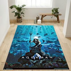 Aquaman Rug