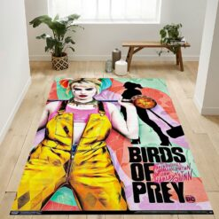 Birds Of Prey Rug