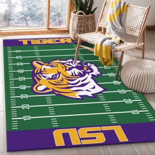 Lsu Tigers NFL Rug