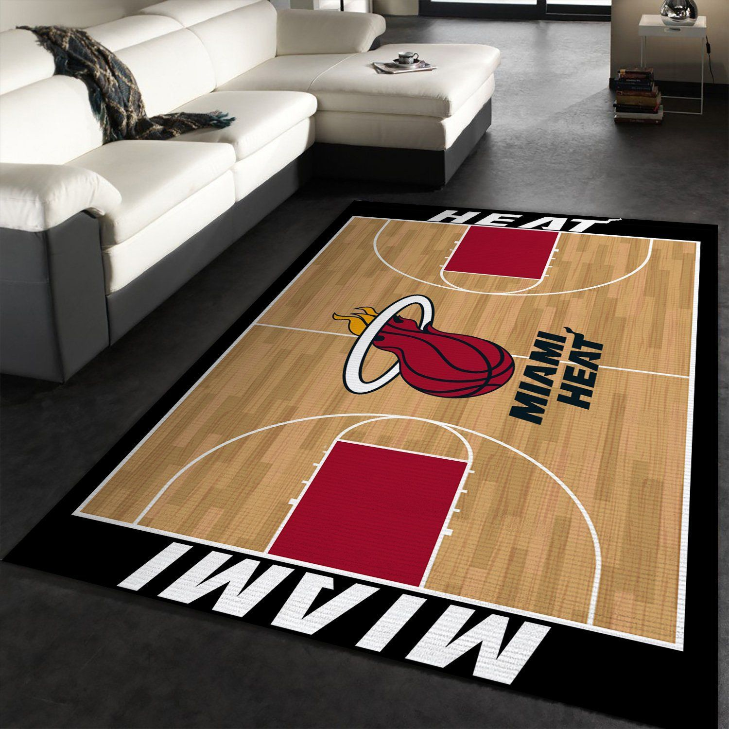 NBA Miami Heat Rug