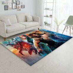 Aquaman Movie Area Rug