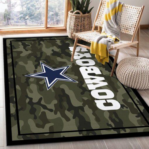 Dallas Cowboys NFL Sport Rug