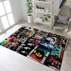Music Of All Time Rug