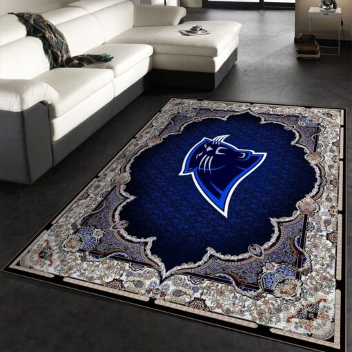 Carolina Panthers NFL Rug