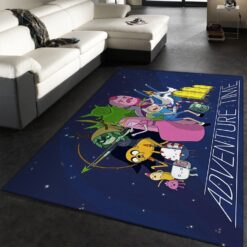 Adventure Time Rug