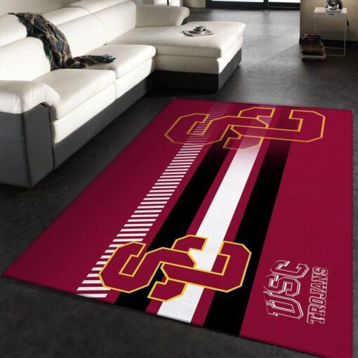 Usc Trojans NCAA Rug