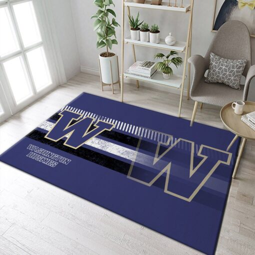 Washington Huskies NCAA Rug