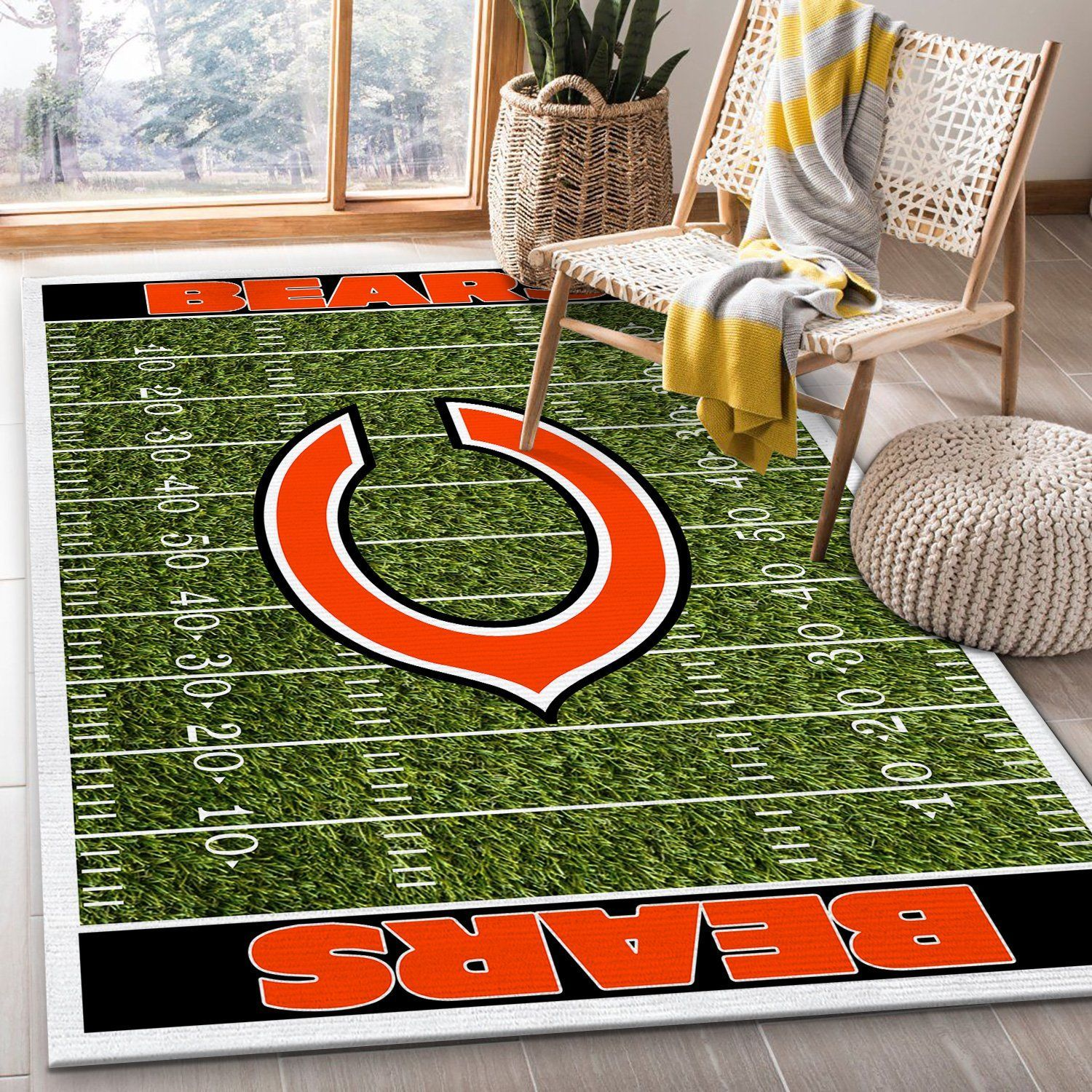 Chicago Bears Rug