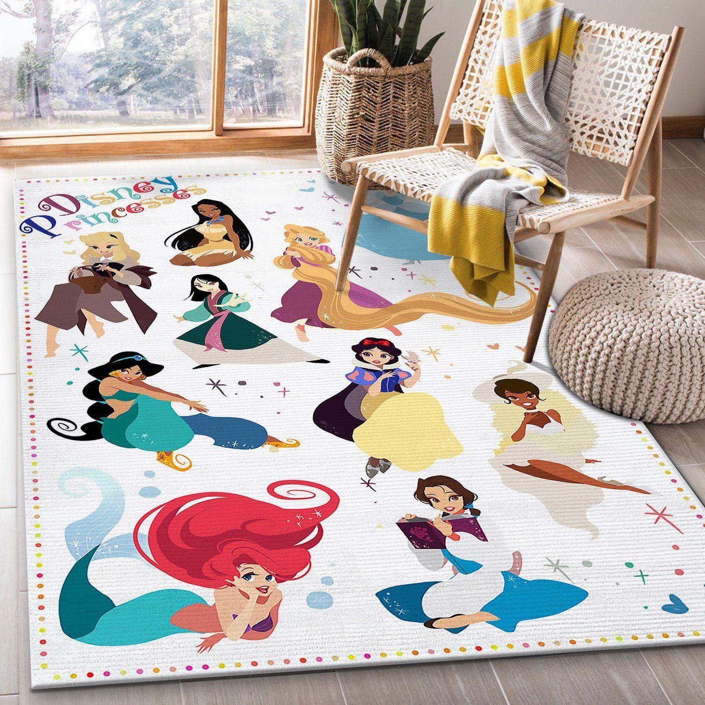 Disney Princess Bedroom Rug