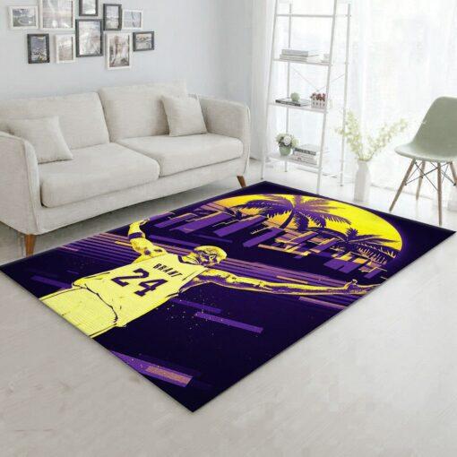 Kobe Bryant Legend Rug