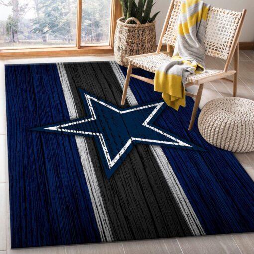 Dallas Cowboys Rug