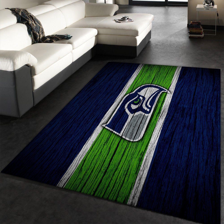 Seattle Seahawks Nfl Rug