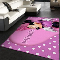 Minnie Mouse Carpet